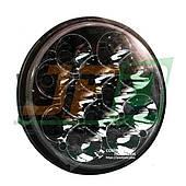36W /30 (12 x 3W / узкий луч, круглый корпус) 2500 LM LED фара рабочая 1159 (GY-012Z03B)