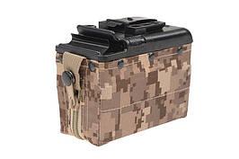 Magazynek pudełkowy 1200 kulek do repliki typu M249 - AOR1 [Classic Army] (для страйкболу)