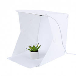 Фотобокс для предметной макросъемки UKC с LED подсветкой hubnp21171, КОД: 1266996