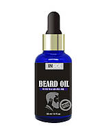 Mасло для бороды с феромонами Inside Beard Oil Macadamia 30 мл IFMT73651, КОД: 356731