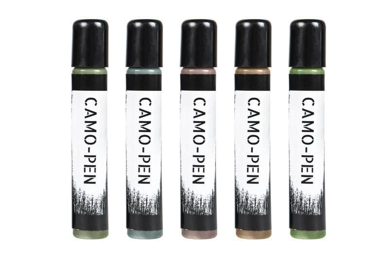 Zestaw 5 farb do maskowania Camo-Pen - woodland [Camo-Pen] (для страйкбола)