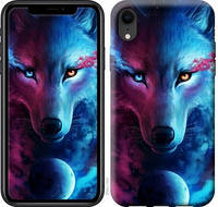 Чехол EndorPhone на iPhone XR Арт-волк 3999c-1560, КОД: 346565