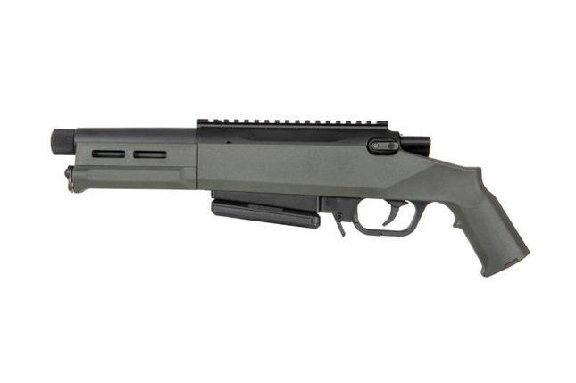 Снайперская винтовка AS03 Striker - Olive Drab [AMOEBA] (для страйкбола), фото 2
