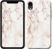 Чехол EndorPhone на iPhone XR Белый мрамор 3847c-1560, КОД: 938236