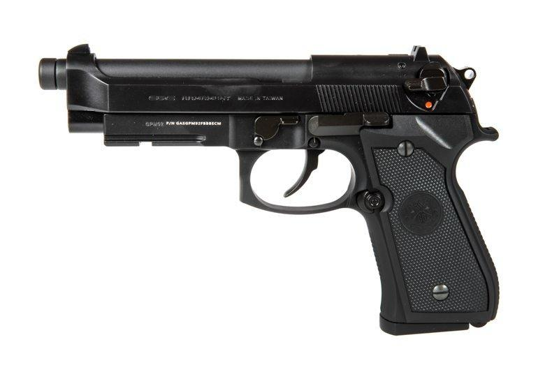 Страйкбольный пистолет GPM92 GP2 - black [G&G] (для страйкбола)