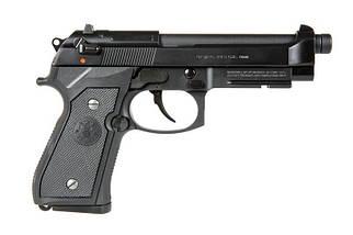 Страйкбольный пистолет GPM92 GP2 - black [G&G] (для страйкбола), фото 2