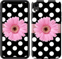 Чехол EndorPhone на iPhone XR Горошек 2 2147c-1560, КОД: 1019734