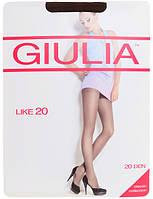 Колготки Giulia Like 20 Den 4-L sniLike 204, КОД: 1383965