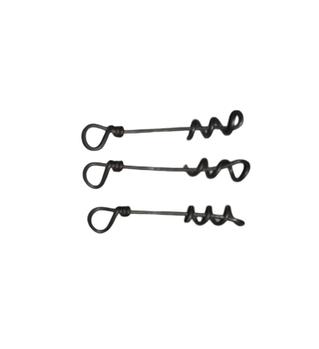 Удлиннитель для крючка 2,5 см н/ж (в уп.25 шт)