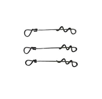 Удлиннитель для крючка 3,5 см н/ж (в уп.25 шт)