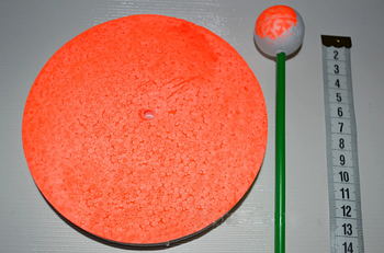 Кружок большой (щуковка) 150мм