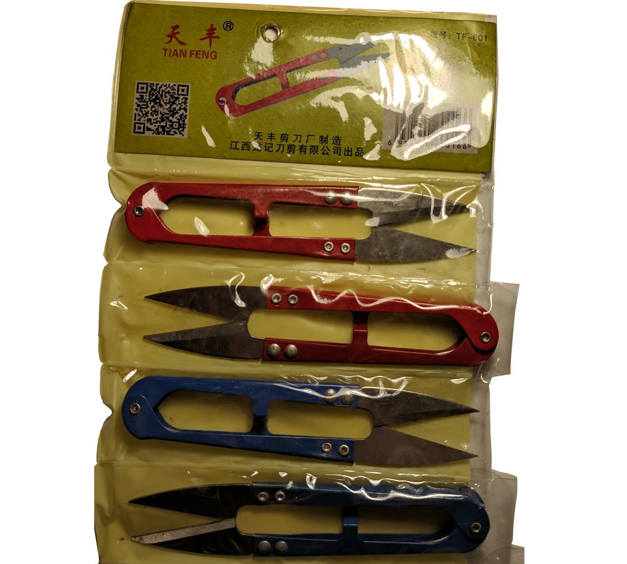 Ножнички New блистер (12шт на ленте)