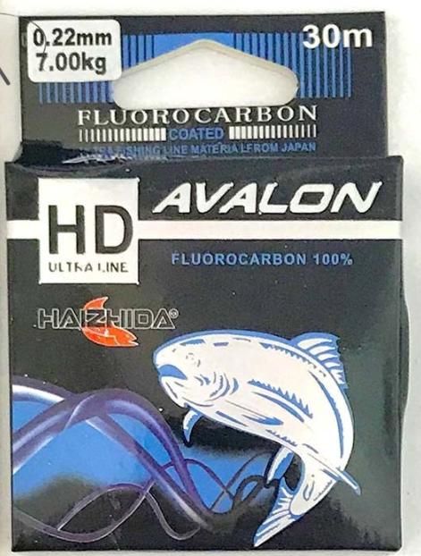 Волосінь Avalon Fluorocarbon 30м