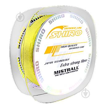 Шнур Mistrall Siro BL (флуо) 150m