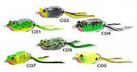 Съедобный силикон Лягушка Fishing Roi Frenzy Frog 60 mm