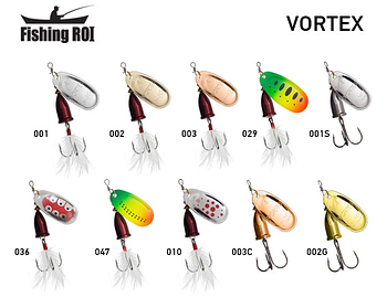 Блесна Fishing Roi Vortex 5 15g