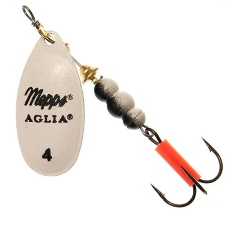 Блешня Mepps Aglia FLUO 4