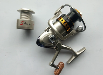 Котушка Shark IB30F 8+1