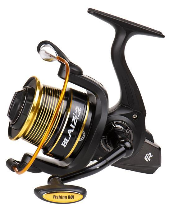 Катушка Fishing Roi Blaiz Feeder& Match 3500 5+1BB