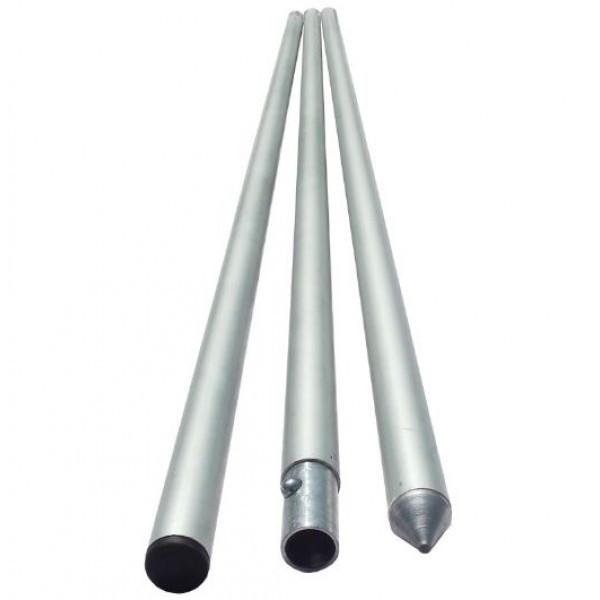 Стусани до човні алюмінієві (3,6 м, 2шт.)