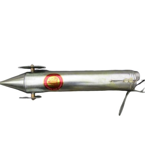 Ракета под лед
