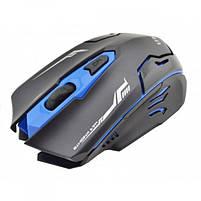 Комплект : игровая русская беспроводная клавиатура и мышь AirBot, фото 2