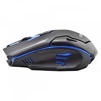 Комплект : игровая русская беспроводная клавиатура и мышь AirBot, фото 7