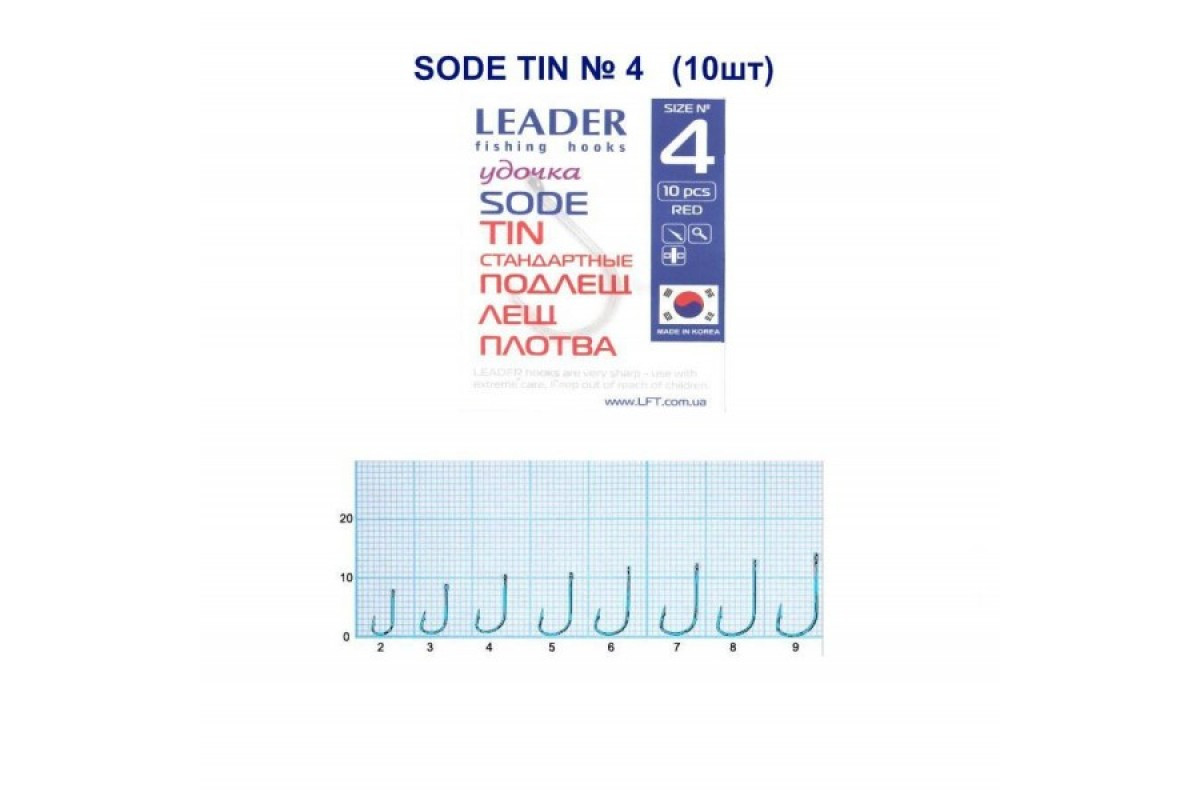 Leader Sode Tin