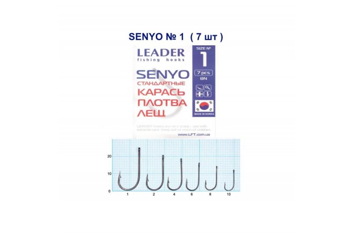 Leader Senyo