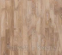 Паркетна дошка Focus Floor Дуб Salar Oiled 3-смуговий, білі пори, олія