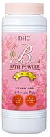 Порошок для ванны c нежным ароматом розы DHC Beauty Bath Powder
