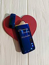 Зажигалка электронная usb, купить зажигалку на зарядке  с вашей гравировкой!, фото 2