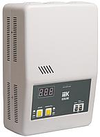 Стабилизатор напряжения Ecoline 10 кВА релейный настенный IEK (IVS27-1-10000)