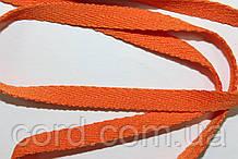 Тесьма Киперная 10мм 50м оранжевый