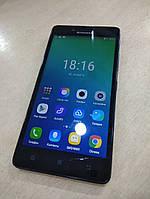 Мобильный телефон Lenovo A6000 Black Б/У