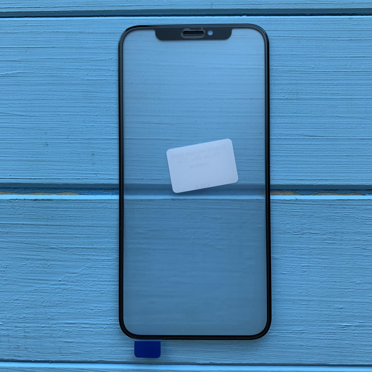 Стекло корпуса Apple iPhone XS с OCA пленкой