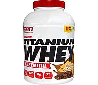 Протеин Titanium Whey Essential SAN 2.2 кг