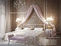 Металлическая кровать Хризантема. ТМ Тенеро