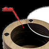 Деревянная мусорничка-шкатулка для обрезков нитей FLZB(N)-014, фото 2