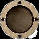 Деревянная мусорничка-шкатулка для обрезков нитей FLZB(N)-014, фото 3