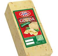 Сир твердий  Mlekovita Gouda z kozieradka