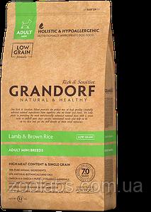 Корм Grandorf для собак мелких пород с ягненком | Grandorf Lamb & Rice Adult Mini Breeds 1 кг