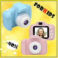 Детская цифровая камера.Фотоаппарат для ребенка KVR-001, фото 1