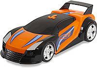 Оригинальная детская моторизированная машинка Хот Вилс Hot Wheels Race N Crash Quick N' SIK 98001