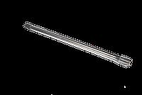 Вал с шестерней редуктора колесного Т 150К передн. лев. (мелк. шлиц , L=1052 мм) (пр-во Украина) 151.39.017-3Б-03
