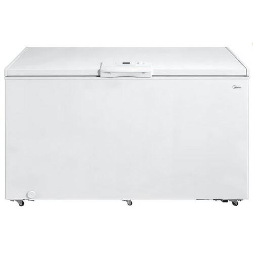 Морозильный ларь MIDEA HS-670CE1N белый (515л,4 корзины,ф-ция хол-к,,3 года гарантия)
