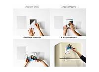 Набор магнитных наклеек для фото 10х15, 3шт