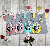 Платья детские летние трикотажные №20258, фото 1