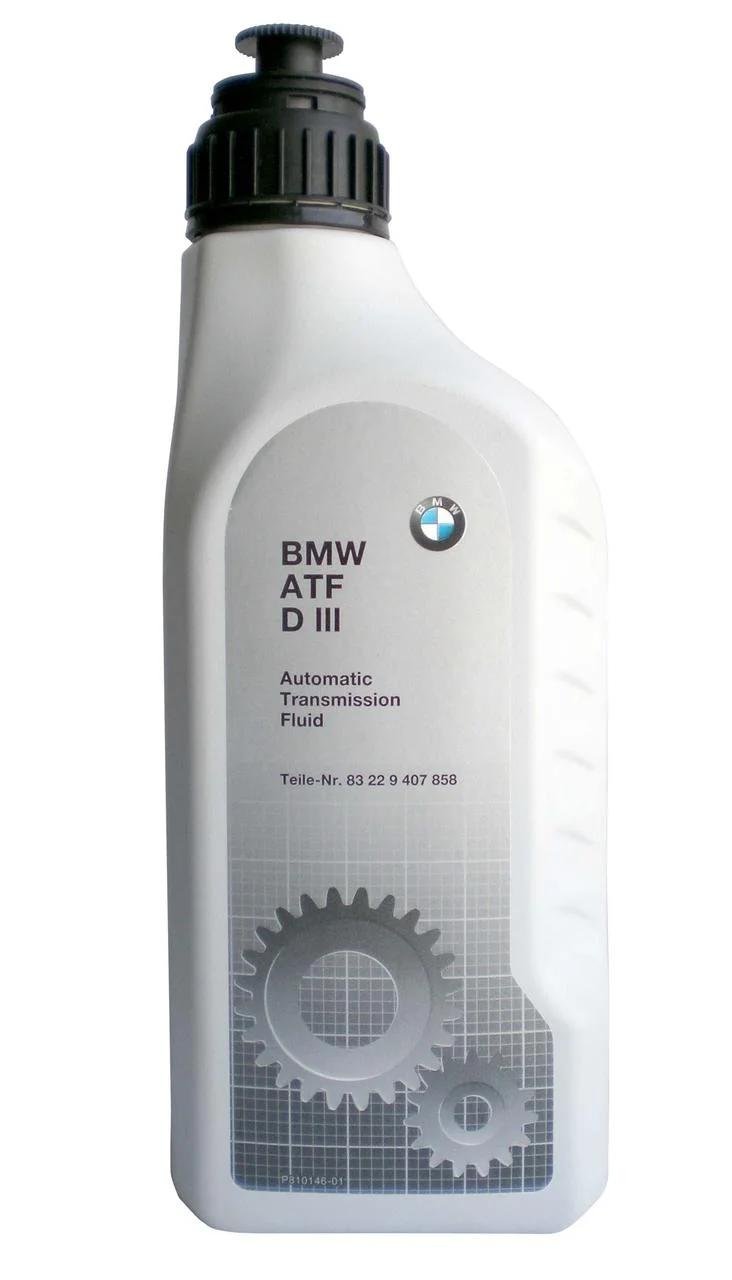 Масло BMW ATF D III кан. 1л