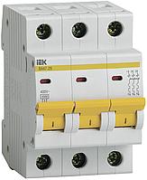 Автоматический выключатель ВА47-29 3P 13A 4,5кА х-ка B IEK (MVA20-3-013-B)